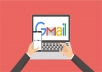 50 Gmail Sales Are you Send your business Mail, So order here