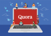 Provide you 5 Quora backlinks with uniqe article for your website