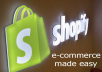 I'll create shopify automated dropshiping store