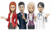 I will create a video pal avatar for your website