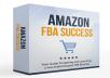 Amazon FBA Success - Brand New PLR Package