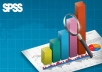 Statistical analysis using spss