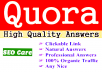 Powerfull world wide 10 Quora Answers
