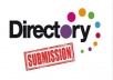 I Will Build You 250 Directory Submission Manually