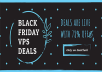 78% OFF Friday & Cyber Monday Deal, Cheapest VPS hosting for annual term.