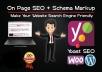 WordPress yoast SEO plugin Optimization