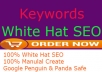 Keyword Research for your Website or Blog or Product listings