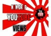 Organic promotion of your video on YouTube