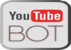 Provide a bots software for youtube live stream that runs on proxies for only $400 within 5 days