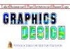 T-shirt or logo or Business card or Flyer or Banner design or Photo manipulation