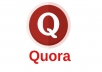 Bring you targeted traffic with 5 Quora Question Answer