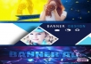 Design All Social Media Cover Or Banners