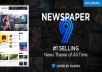 Install Newspaper Wordpress Theme with Licence For your site