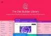 Install Divi theme, Divi builder with real API key