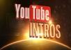 Youtube Video Beautiful Intro