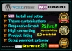 I Create And Develop Ecommerce Website Using Woocommerce