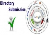 500 Directory Submission for your website -Manually