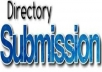 Providing 500 directory submission very fast