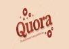 Rank your website 15 high quality Quora answer