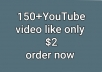 YouTube promotion and social marketing