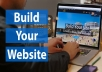 I will install and create a wordpress website