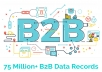 10,000 B2B Data Records! By location & Profession!