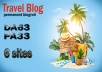 Give link da63x6 site travel blogroll permanent