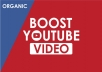 VIDEO BOOSTER. 1000+ INDIAN REAL, ORGANIC AND SAFE VISITORS