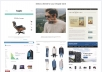 I'll design a New Shopify dropshipping store with 50 products of your niche and add 5 apps