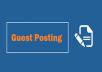 Publish Guest Post on tehrantimes.com DA 71 PA 60 TF 67