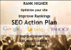 SEO Audit & Optimization With Competitor Analysis