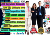 Longtail SEO Keyword Research And Competitor Analysis
