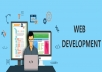 I can develop full PHP website
