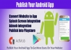 Create and Publish Your Android Application
