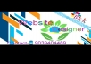 Website desgin, web hosting, domain managment