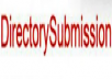 4400++ Directory Submission SEO Backlinks With DA-PA-TF, 100-40