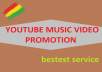 Viral Youtube Music Video Promotion