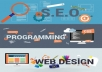 I do Programming, Web Developing, Web Designing, Software Testing, writing