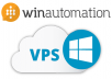 High-End Windows VPS with Winautomation installed and licensed - create your own bots