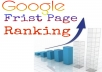 I Will give SEO arrange For Your website To Rank 1st