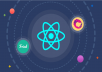I will Create react js web app