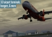 Scenery, Livery, 3D models, sound & more for Flight Simulators