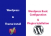 Install and Setup WordPress Website on your Server