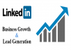 Linkedin Lead Generation HQ Leads Generation