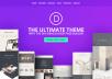 Install Divi Theme ,Elegant themes plugins and also Third Party Premium Plugins