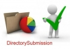 3000 directory submission within 2 days