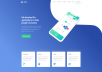 build a responsive landing page for you