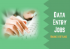 online/offline data entry works at cheap rates,with complete satisfication of clients