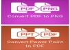 Convert pdf to png convert powerpoint to pdf