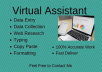 Experienced Data Entry Operator